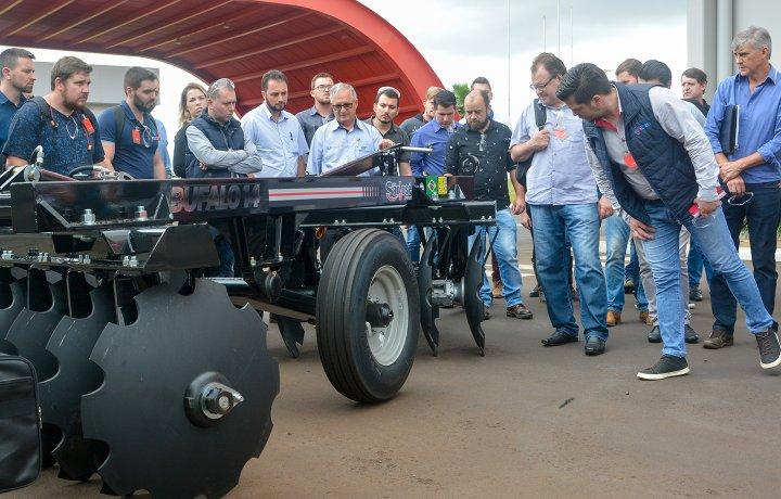 Visita Técnica de Futuros Fornecedores da São José Industrial.