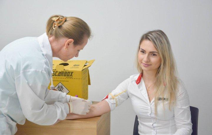 Semana SIPAT 2018 - Dia de cadastro para Doação de Medula Óssea.