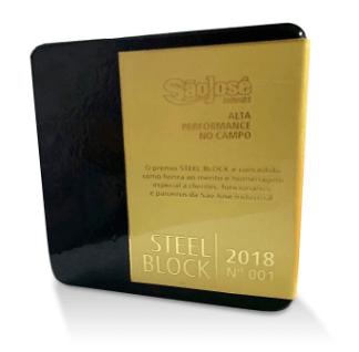 Premio Steel Block
